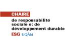 Chaire de responsabilité social et de développement durable