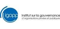 Institute for governance of private and public organizations