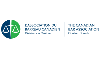 The Canadian Bar Association - Québec Branch